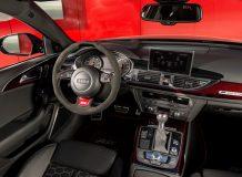 Салон Ауди RS6-R от АБТ