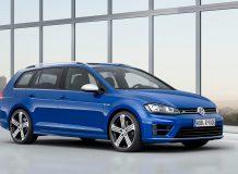Volkswagen Golf 7 R Estate фото