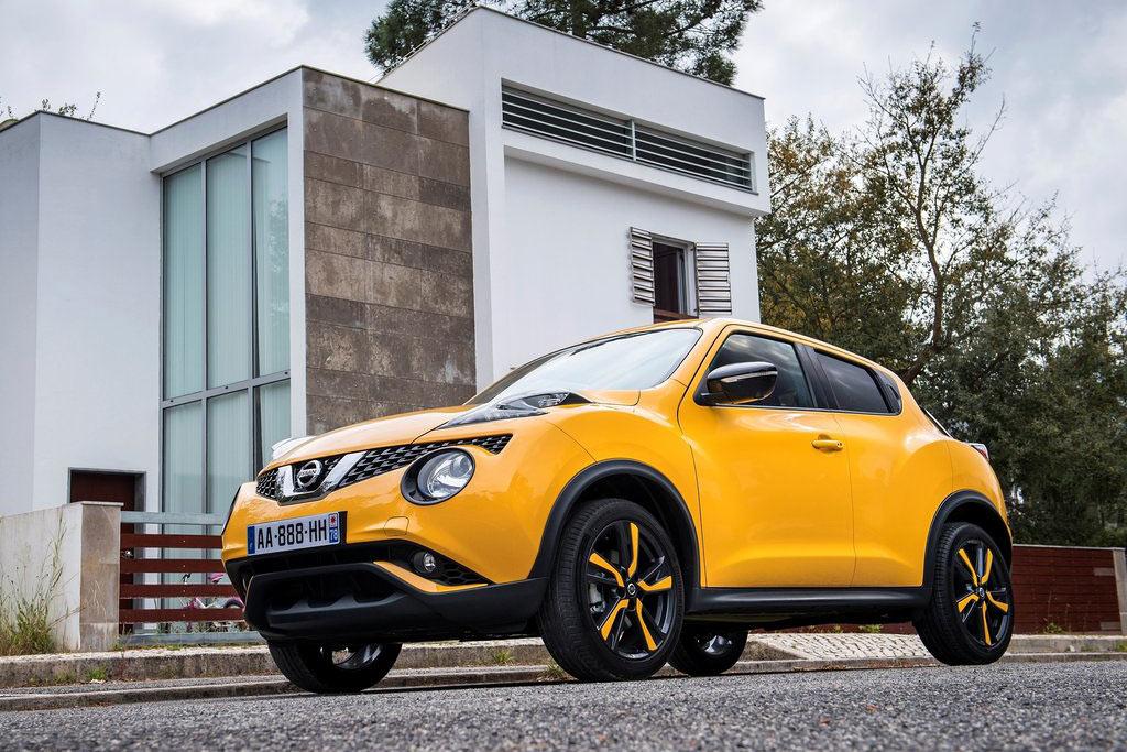 Обновленный Nissan Juke 2017