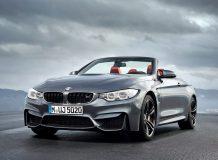 BMW M4 Convertible фото