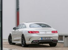 Новый Mercedes S63 AMG Coupe C217 фото