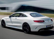 Фото нового Mercedes-AMG S 63 Coupe 2018