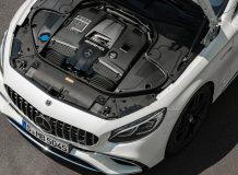 Двигатель 4.0 V8 biturbo для S 63 Coupe