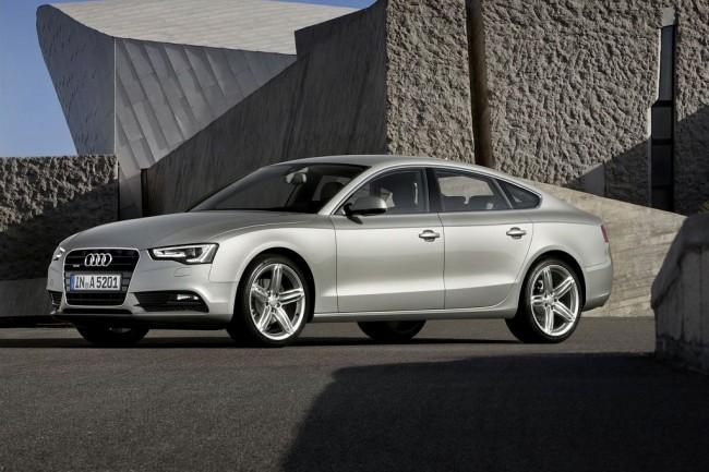 Пятидверка Audi A5 Sportback