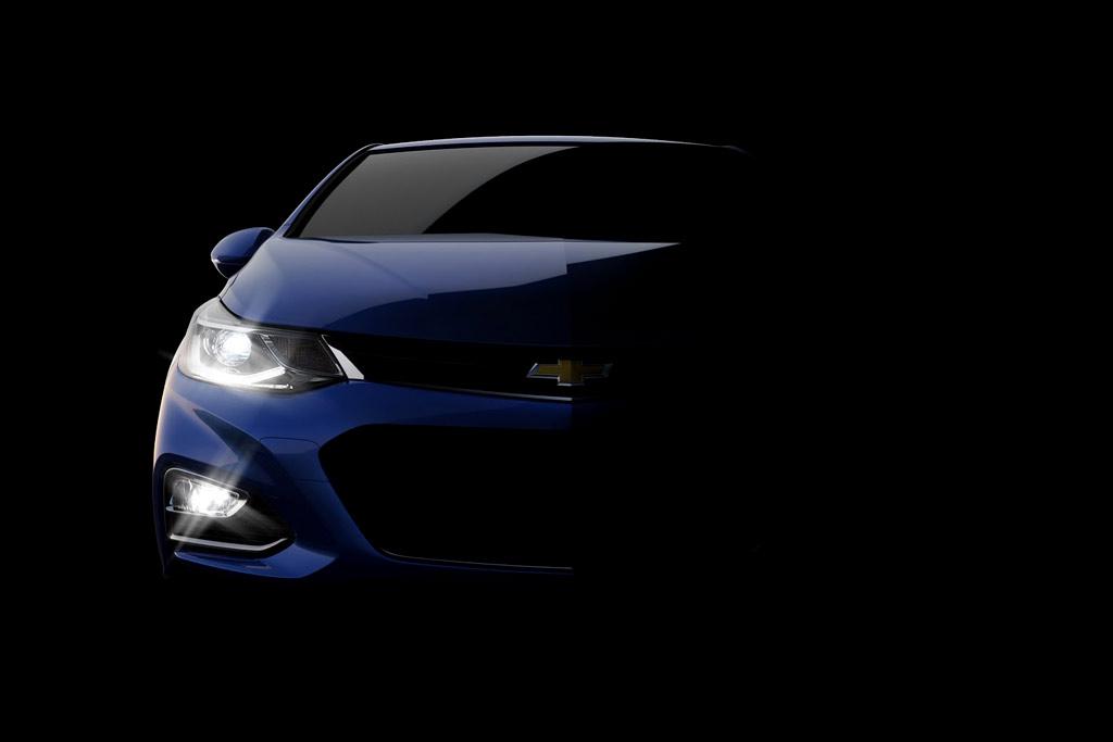 Новый Chevrolet Cruze II фото