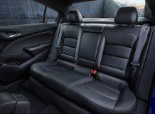 Интерьер Chevrolet Cruze 2