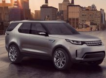 Land Rover Vision Concept фото