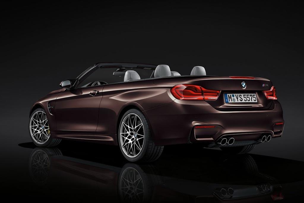 BMW M4 Cabriolet 2018 года