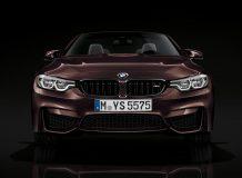 Новый BMW M4 кабриолет 2017 года