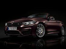BMW M4 Convertible 2017 фото