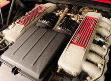Двигатель Ferrari Testarossa фото