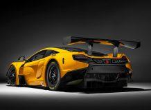 McLaren 650S GT3 2016 фото