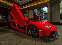 Обвес Edizione GT для Lamborghini Aventador