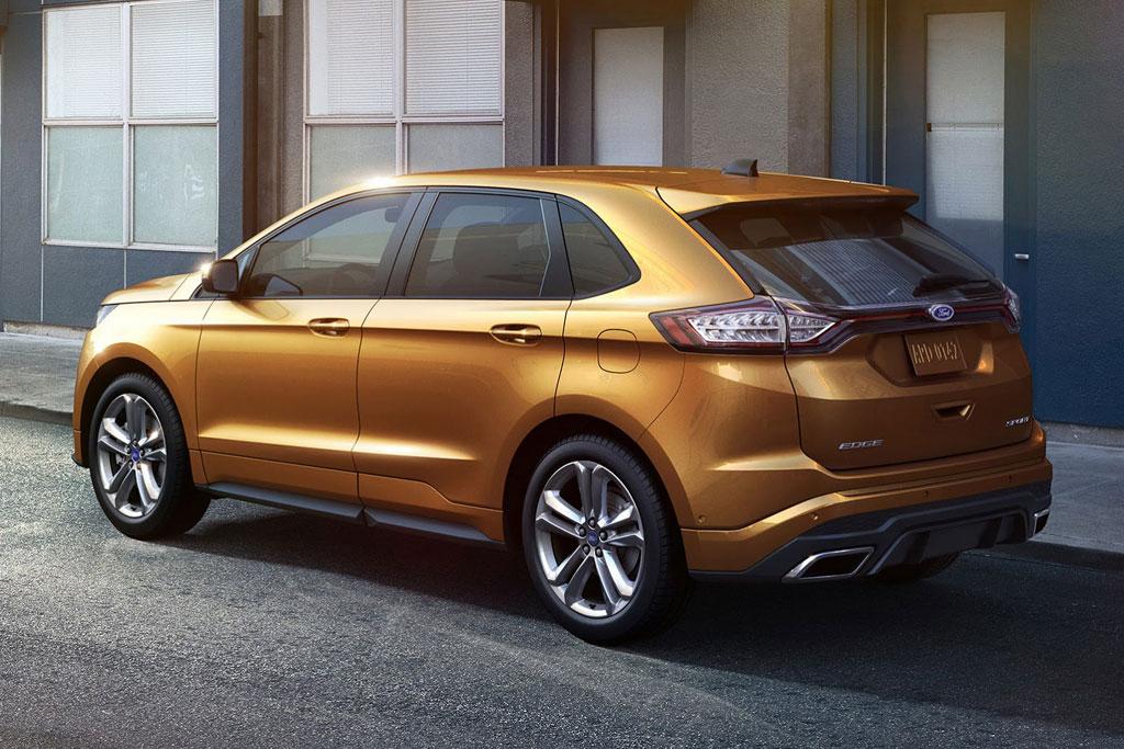 Ford Edge 2017 фото