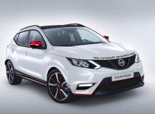Рендер будущего Nissan Qashqai Nismo