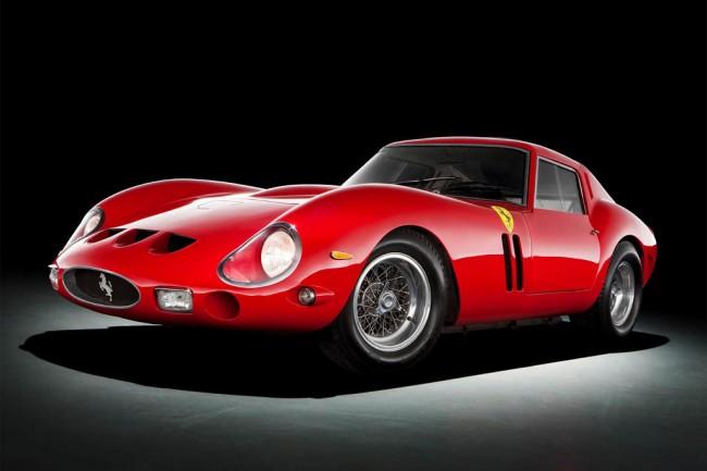 Ferrari 250 GTO 1962 года