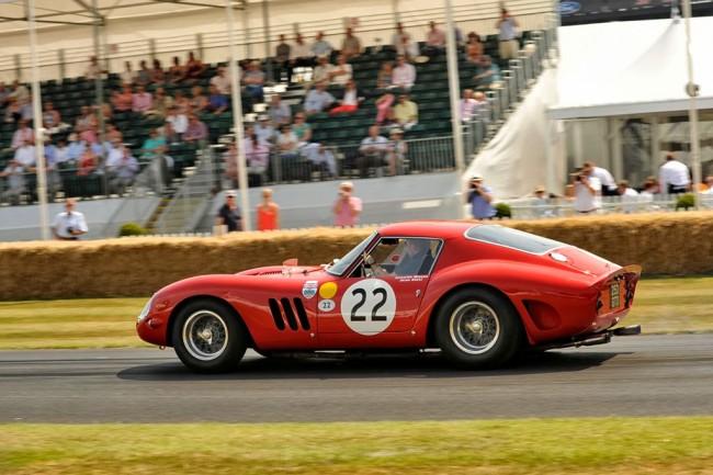 Феррари 250 GTO за рекордные $52 млн.
