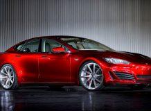 Фото Tesla Model S FourSixteen от Saleen