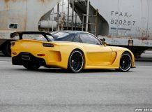 Обвес Forune VeilSide для Mazda RX-7