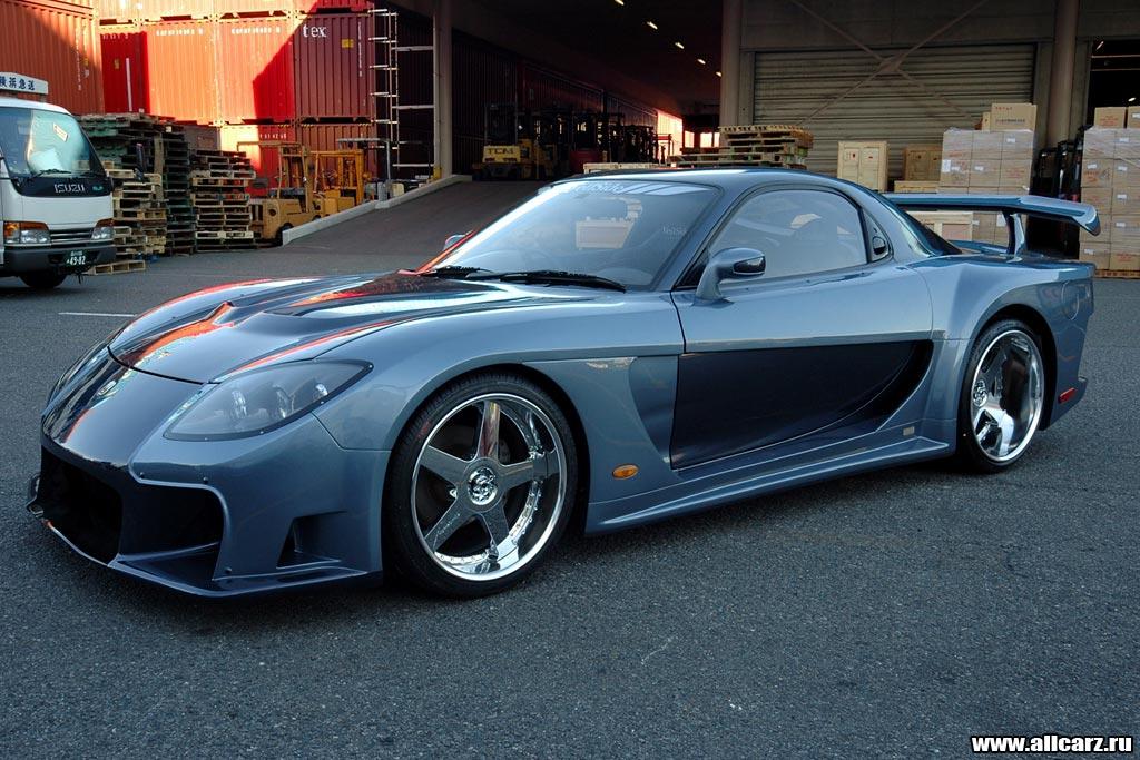 Mazda RX7 Veilside фото