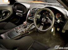 Фото салона Mazda RX-7 Fortune VeilSide