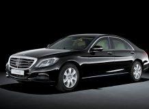 Mercedes-Benz S600 Guard W222 фото