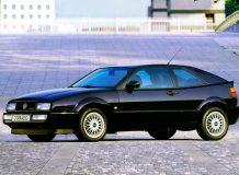 Volkswagen Corrado VR6 фото