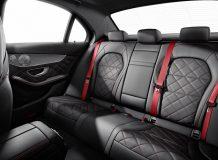 Интерьер Mercedes-AMG C63