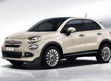 Фото нового Fiat 500X