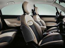 Интерьер Fiat 500X