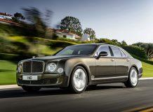 Bentley Mulsanne Speed фото
