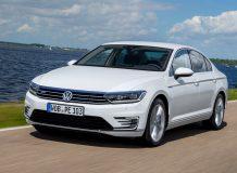 Volkswagen Passat GTE фото