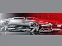 Audi A9 Concept фото