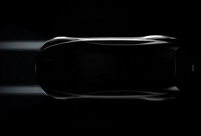 Скетч Audi A9 Prologue