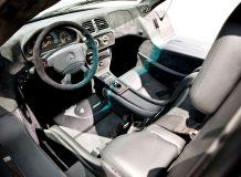 Салон Mercedes CLK GTR