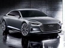 Audi Prologue Concept фото