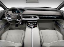 Фото салона Audi Prologue