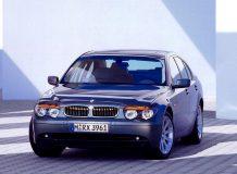 BMW E65 фото