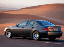 BMW 7-серии (E65)