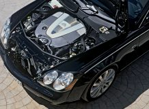 Двигатель Maybach 57S