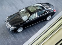 Mercedes-Maybach S600 фото