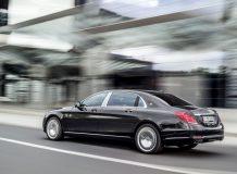 Новый Mercedes-Maybach 2016 фото