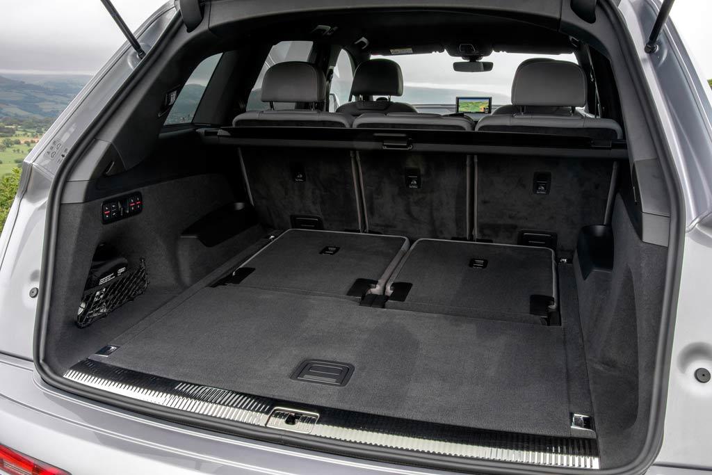 Багажник Audi Q7 II