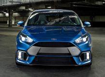 Фото Ford Focus RS в новом кузове