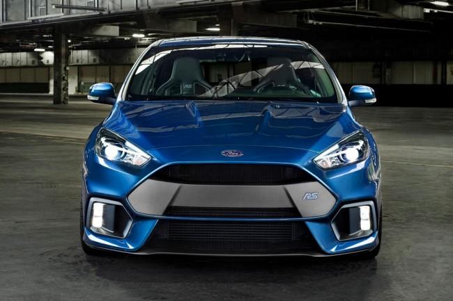 Ford Focus RS в новом кузове