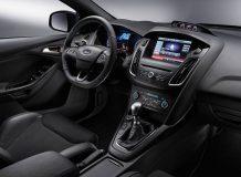 Фото салона Форд Фокус III RS