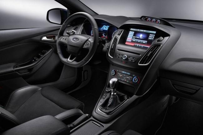Салон Форд Фокус 3 RS