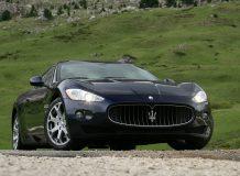 Maserati GranTurismo фото