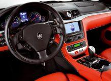 Фото салона Maserati GranTurismo