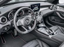 Фото салона Mercedes C450 AMG Sport